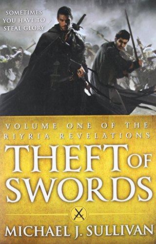 9780316187749: Theft of Swords