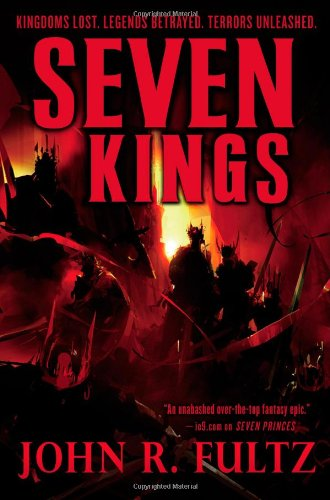 9780316187831: Seven Kings (Books of the Shaper)