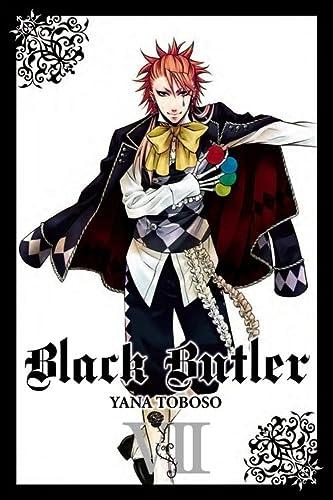 9780316189637: Black Butler: Vol 7