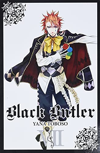 9780316189637: Black Butler, Vol. 7