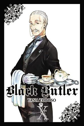 9780316189880: Black Butler, Vol. 10