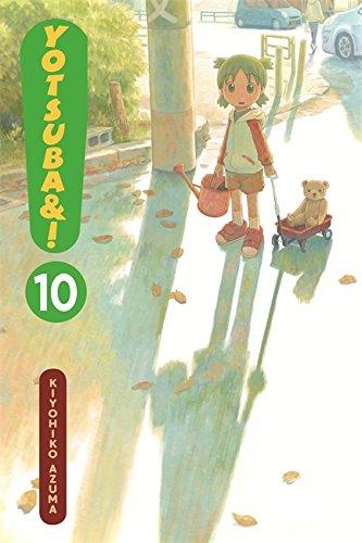 9780316190336: Yotsuba&! Vol 10