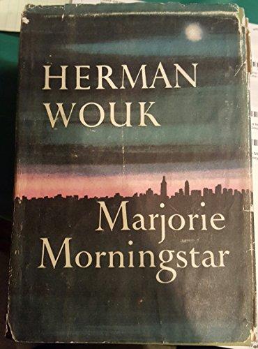 9780316190763: Marjorie Morningstar