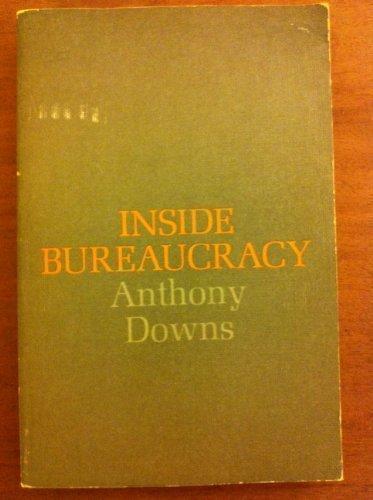 9780316191937: Inside Bureaucracy