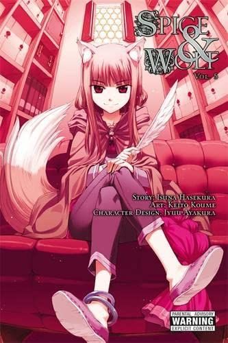 9780316194471: Spice And Wolf: Vol 5- Manga
