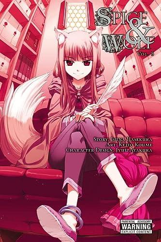 9780316194471: Spice and Wolf, Vol. 5 - manga