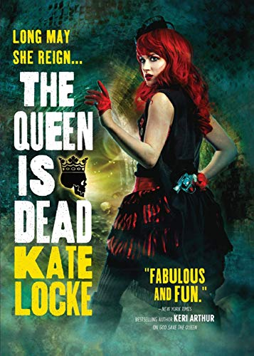 9780316196130: The Queen Is Dead (The Immortal Empire)