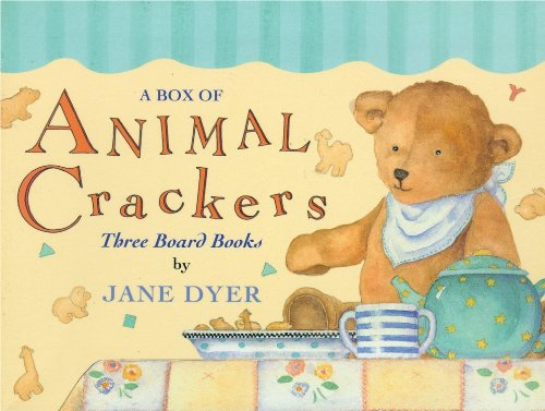 9780316196871: A Box of Animal Crackers - Set of 3