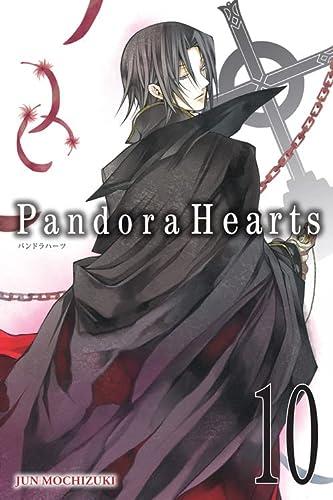 9780316197281: PandoraHearts, Vol. 10 - manga