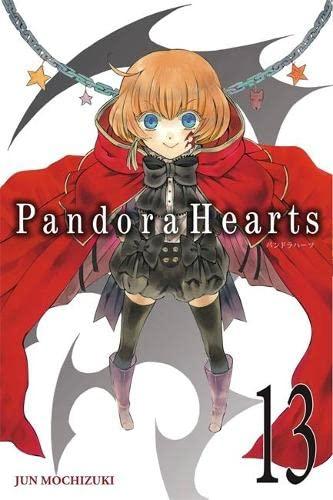 9780316197335: Pandora Hearts, Vol. 13
