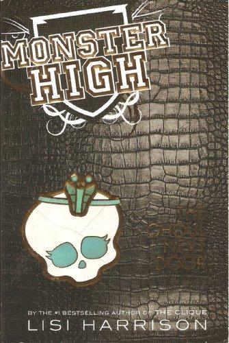 9780316198394: Monster High: The Ghoul Next Door