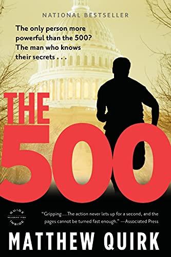 9780316198615: The 500: A Novel