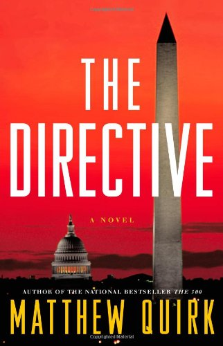 The Directive (Signed First Edition): Matthew Quirk