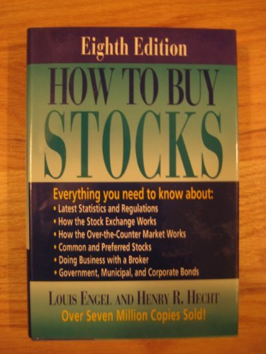 9780316199568: How to Buy Stocks