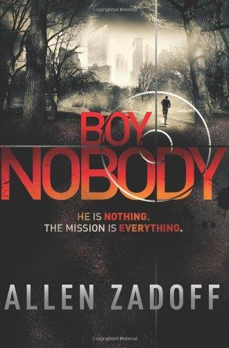 9780316199681: Boy Nobody