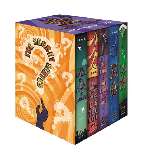 The Secret Series Complete Collection: Pseudonymous Bosch