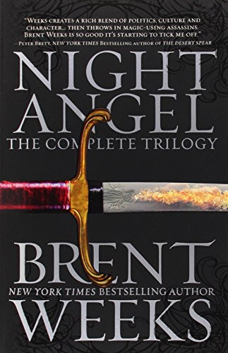 9780316201285: Night Angel: The Complete Trilogy (Night Angel Trilogy)