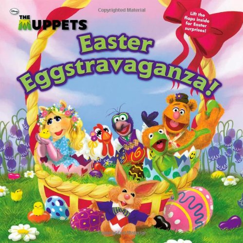 9780316201339: The Muppets: Easter Eggstravaganza!