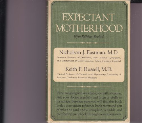 9780316203944: Expectant Motherhood Fifth Edition