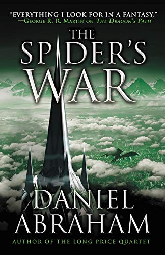[signed] The Spider's War: *Signed*