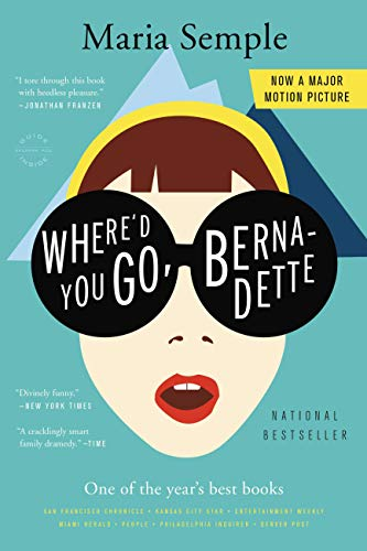 9780316204262: Where'd You Go, Bernadette: A Novel