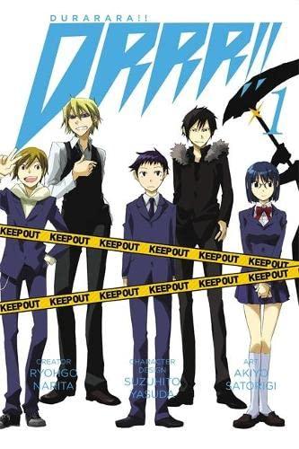 9780316204903: Durarara!!, Vol. 1 - manga