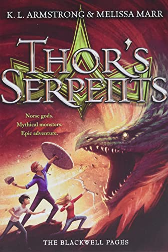 9780316204934: Thor's Serpents (The Blackwell Pages)