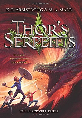 9780316204958: Thor's Serpents (The Blackwell Pages)