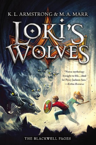 9780316204972: Loki's Wolves (Blackwell Pages)