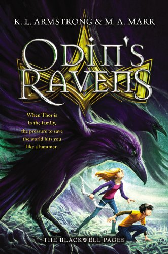 9780316204989: Odin's Ravens (Blackwell Pages)
