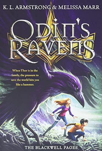 9780316204996: Odin's Ravens (Blackwell Pages)