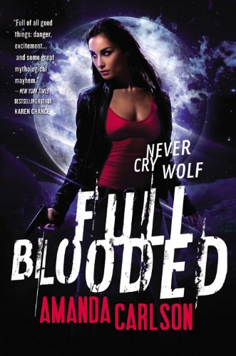 9780316205207: Full Blooded (Jessica McClain)