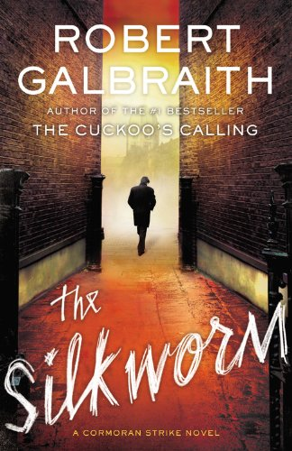 The Silkworm (A Cormoran Strike Novel) LARGE PRINT