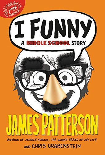 9780316206921: I Funny: A Middle School Story