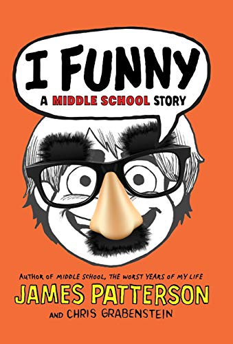 9780316206938: I Funny: A Middle School Story