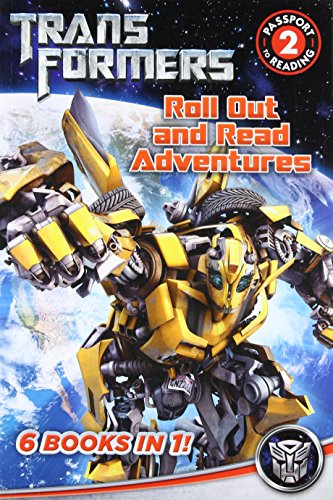 9780316207430: Transformers: Roll Out and Read Adventures (Passport to Reading)