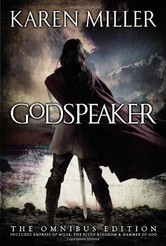 9780316209212: The Godspeaker Trilogy