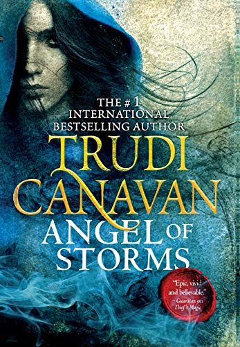 9780316209236: Angel of Storms (Millennium's Rule)