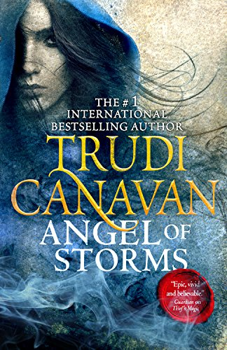 9780316209243: Angel of Storms (Millennium's Rule Trilogy)