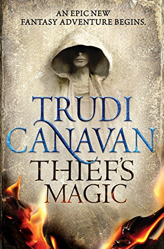 Thief's Magic (Millennium's Rule): Canavan, Trudi