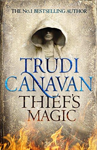 9780316209274: Thief's Magic