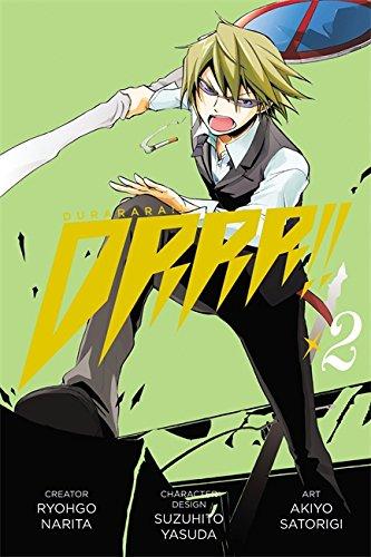 9780316209311: Durarara!!: Vol. 2 (Manga)