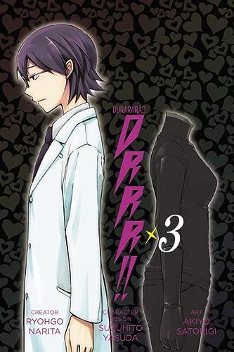 9780316209328: Durarara!!: Vol. 3 (Manga)