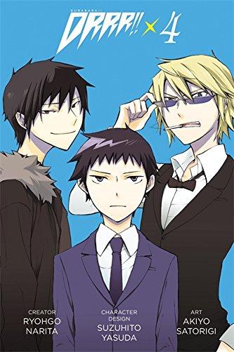 9780316209335: Durarara!!: Vol. 4 (Manga)