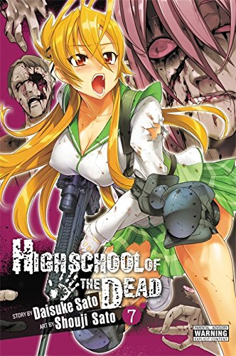 9780316209441: Highschool of the Dead, Vol. 7