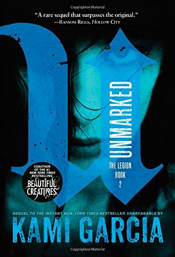 9780316210225: Unmarked (The Legion)