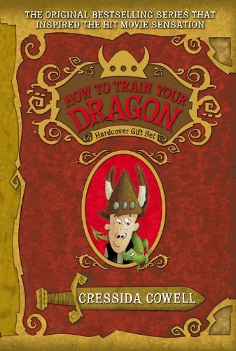 9780316210317: How to Train Your Dragon: Hardcover Gift Set #2