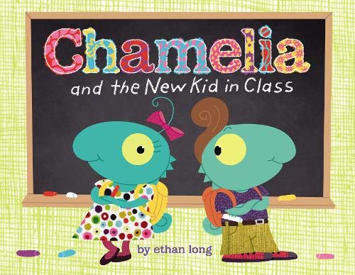 9780316210423: Chamelia and the New Kid in Class