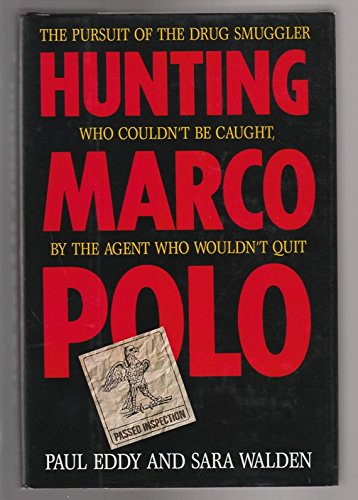 9780316210560: Hunting Marco Polo: Pursuit and Capture of Howard Marks