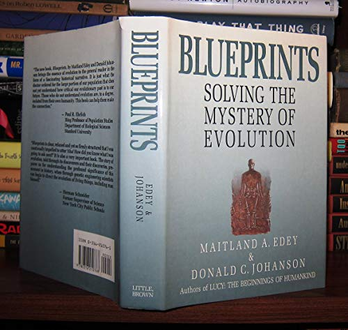 9780316210768: Blueprints: Solving the Mystery of Evolution